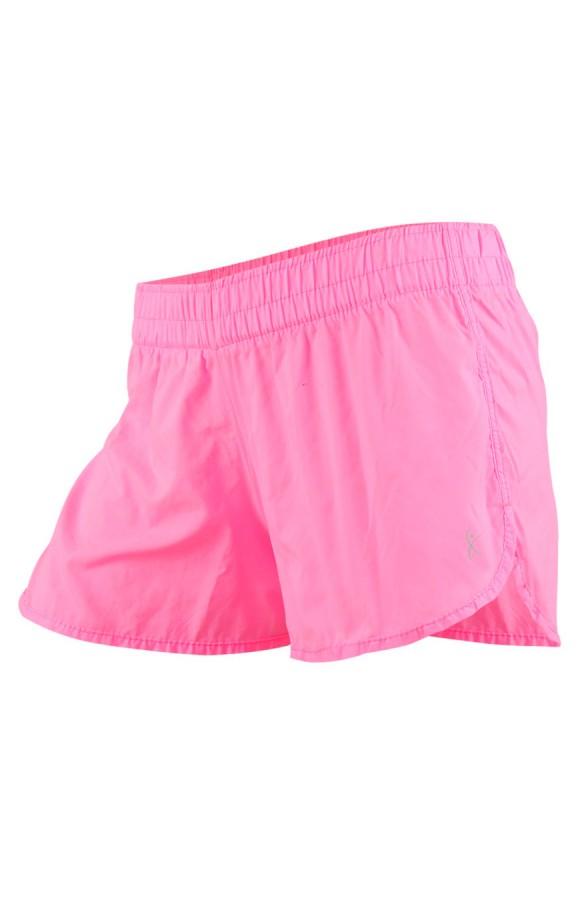 Short Corrida Rosa Neon